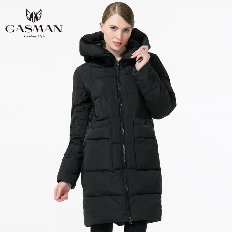 冬コート新秋冬コレクションブランドファッション厚い女性の冬バイオダウンジャケットフード付き女性パーカーコートプラスサイズ 5XL 6XL  グループ上の レディース衣服 からの パーカー の中 1