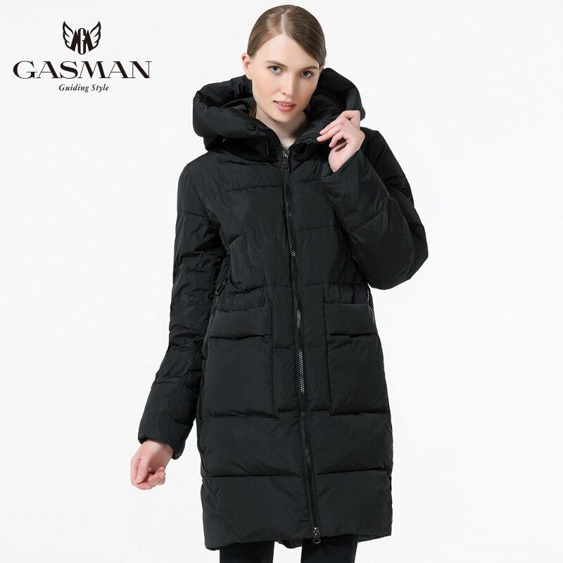 Kadın Giyim'ten Parkalar'de Kış Ceket Yeni Kış Koleksiyonu Marka Moda Kalın Kadınlar Kış Biyo Aşağı Ceketler Kapşonlu Kadın Parkas Palto Artı Boyutu 5XL 6XL'da  Grup 1