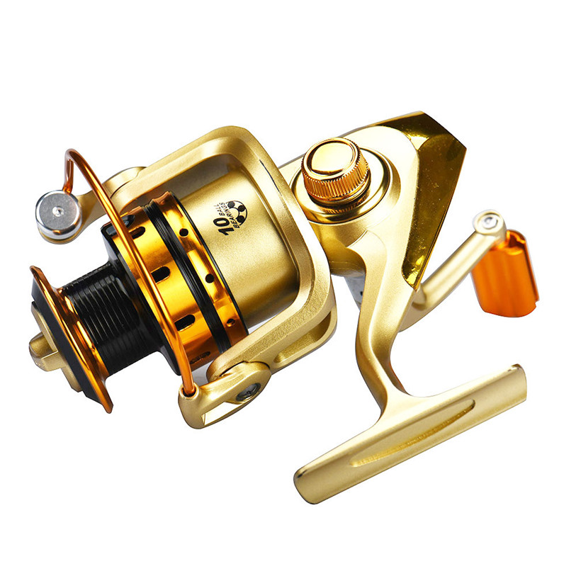 MR6000 10BB Ball Bearing RightLeft Handed Saltwater Freshwater Fishing Spinning Outdoor Sports Fishing Accessories Tool Apr 4