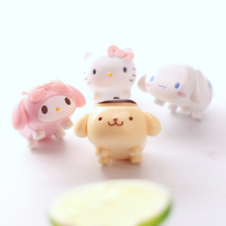 Cute Animal Deep Moisturizing Nourish Lipbalm Baby Lips Nutritious Lip Balm Lipstick Lip Care 4Pcs
