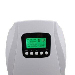 Портативный генератор активного озона стерилизовать очистки воздуха очиститель фруктов воды подготовки пищи озонатор ионизатор