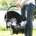 Asientos de Seguridad Para niños coche de seguridad del bebé portable cesta sentarse mentira dormir ajuste ajustable para el recién nacido hasta 1 años de edad 3C ECE nuevo