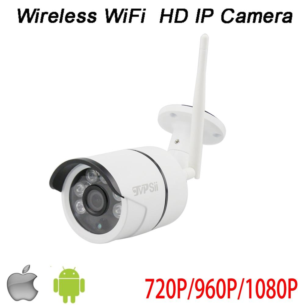 Yoosee APP Six Tableau Led Infrarouge 2MP/1.3mp/1mp Extérieure Étanche Wifi Sans Fil IP de Surveillance CCTV Caméra Livraison gratuite