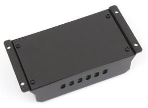 Image 4 - FOXSUR Năng Lượng Mặt Trời Charge Controller 12 V 24 V Auto LCD Hiển Thị với kép USB 5 V Đầu Ra 30A 20A 10A PWM Solar Charger điều chỉnh
