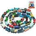 Una Pieza Modelo de Thomas y Sus Amigos de Trenes De Madera Magnética Grandes Niños Juguetes Regalos de Navidad para Niños Amigos Envío Gratis