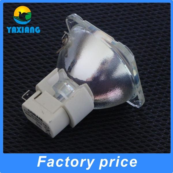 ФОТО 100% Original Bare Projector Lamp Bulb CS.5JJ1K.001 for Benq MP620 MP720