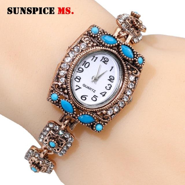 SUNSPICE MS Wrist Watch...