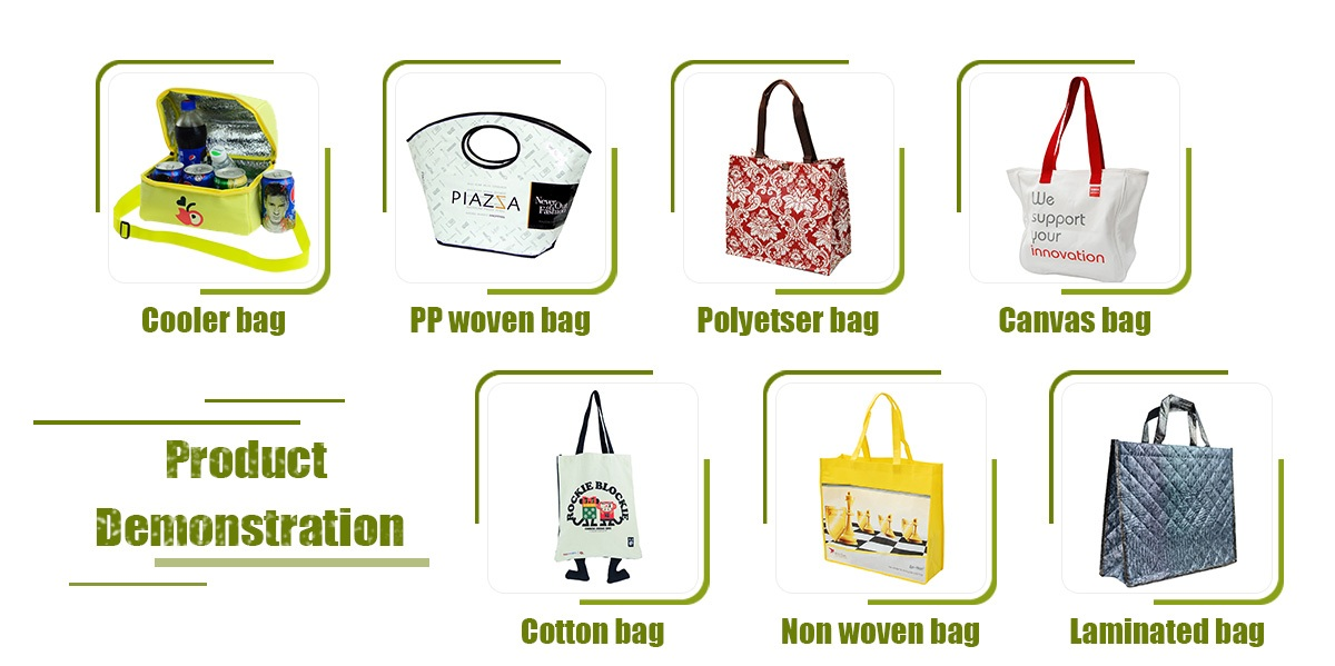 feba4a1cc461 Non woven bags. 100pcs lot Custom NonWoven Bopp Bags Manufacturer Making  Machines Top Quality ...