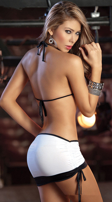 Bikini Lingerie Model