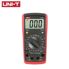 UNI-T UT611 Portable Handheld Digital LCR Meters Auto LCR Smart Measurement Inductance Capacitance Resistance Frequency Testers цена в Москве и Питере