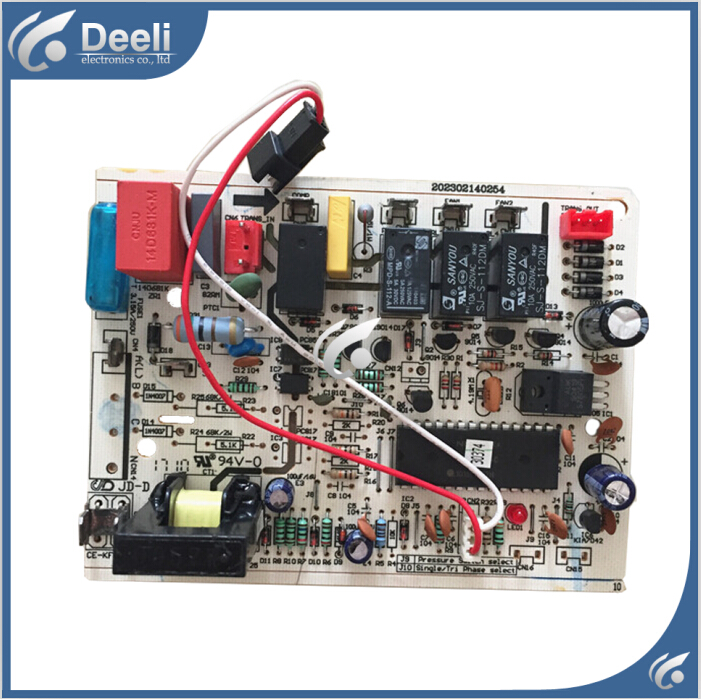 New good working for air conditioning Computer board CE-KFR70W-21E CE-KFR90GW/I1Y KFR-70GW/DY-T6 control board цены