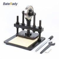 См 20x14 см BateRady ручной давление машина для отбора проб, фотобумага, ПВХ/EVA листовая пресс форма резак, ручной кожа формы/Die резка машины