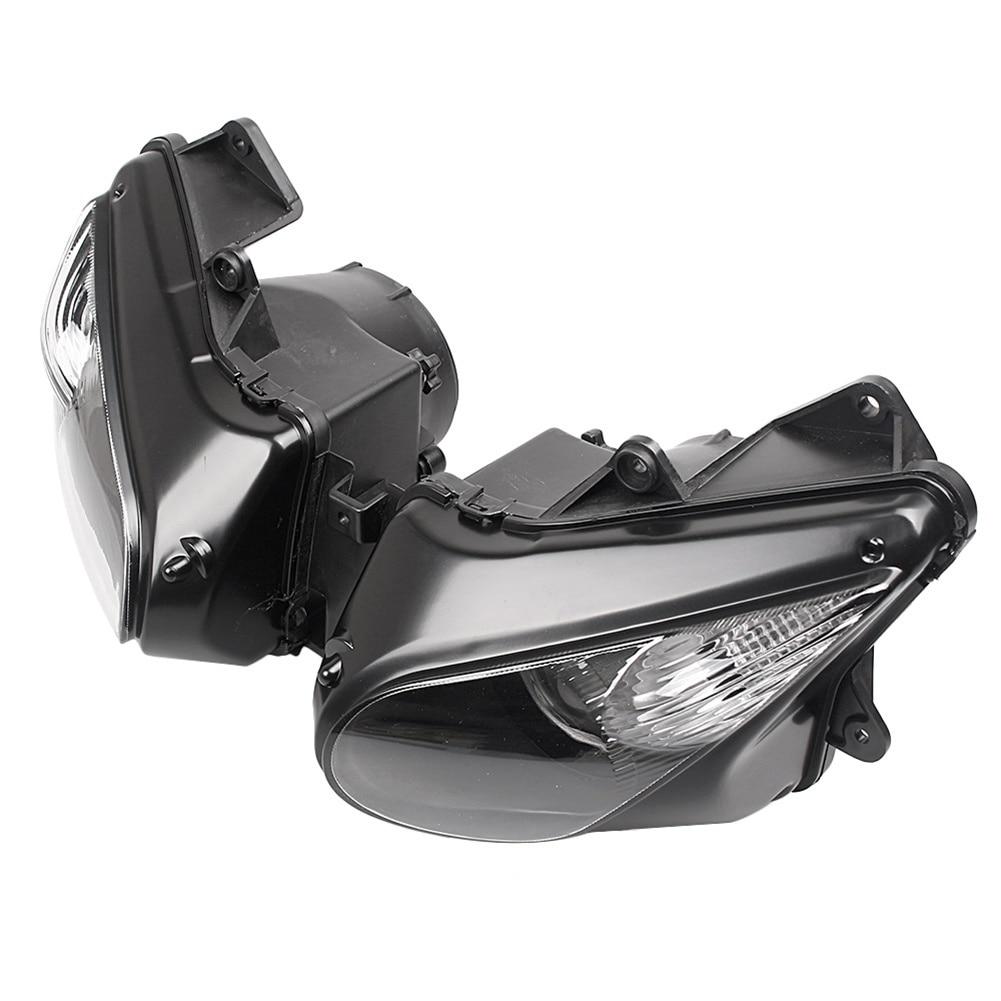 Front Headlight Headlight for KAWASAKI Ninja ZX10R 2006-2007 Motorcycle Head Light Lamp Assembly High Qulity