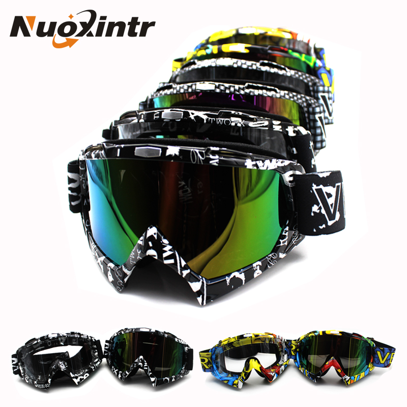 New style multi-style anti-dust dustproof outdoor sports racing cross-country skiing motorcycle goggles