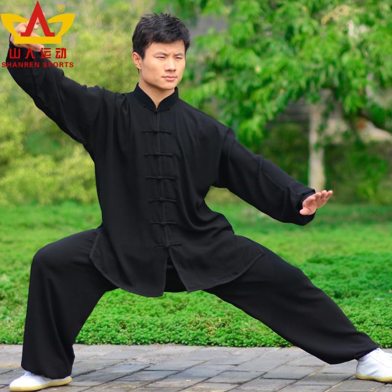 Tai Chi Clothing Taiji Wear Kung Fu Uniforme  Kungfu Clothing Wushu-clothing martial Art Suit  Chinese Stlye 7 Colors china tang dress for men bruce lee shirt tai chi martial art clothing kung fu clothes tangzhuang jacket