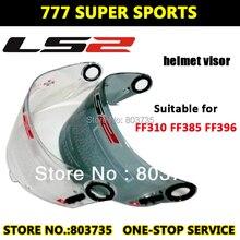 LS2 FF385&FF396 Motorcycle Helmet Visor Clear&Dark Smoke