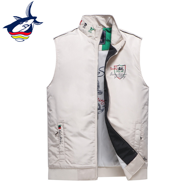 Newest High Quality PU Motorcycle Vest For Man jacket Vest Waistcoat Motor Biker Vest Jacket Live