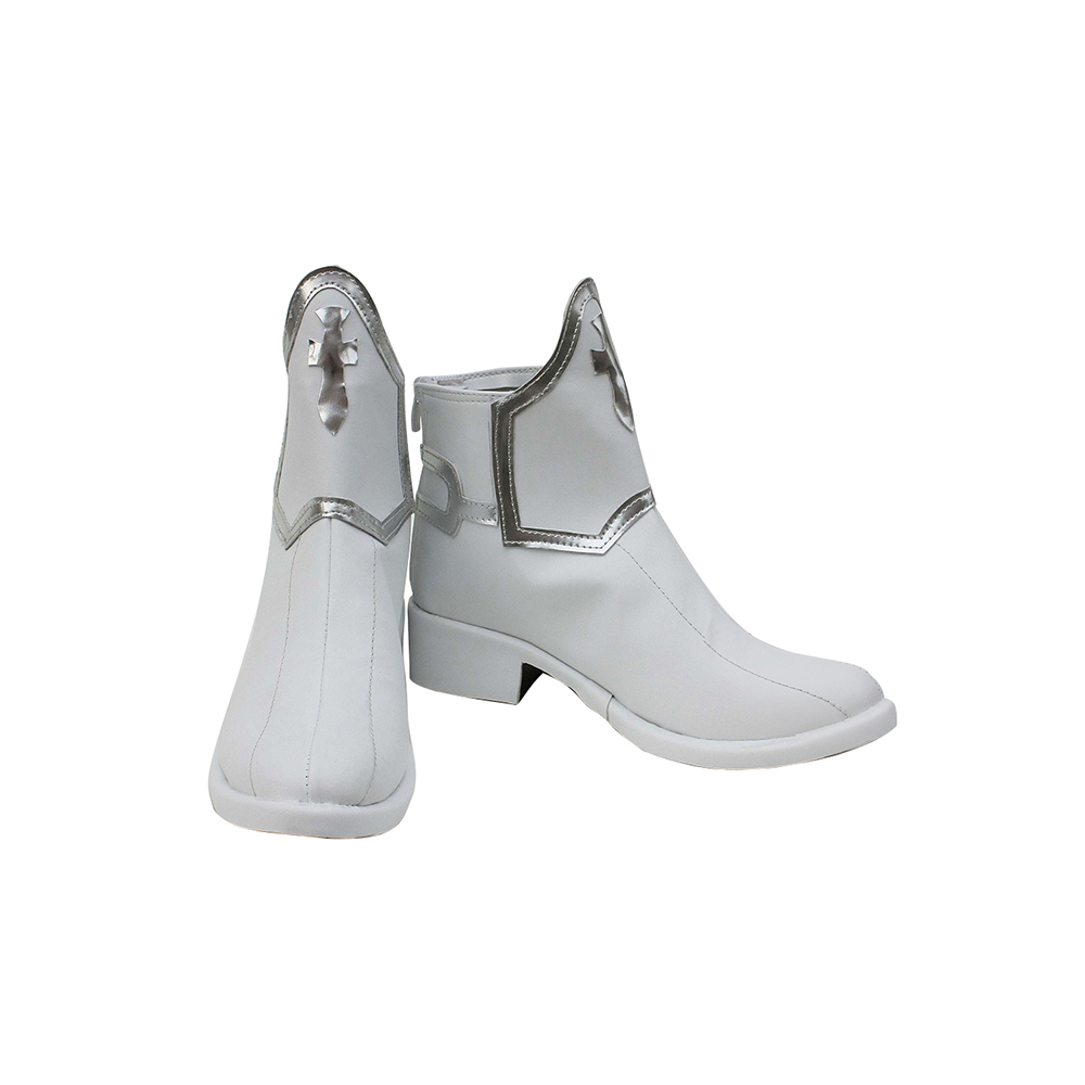 Sword Art Online SAO Asuna Yuuki Cosplay Boots Shoes SAO Asuna Boots Costume Accessories