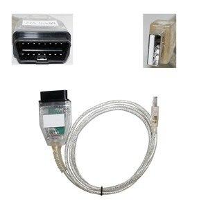 Image 2 - Wysokiej jakości MPPS V13 ECU Chip tuning Smps Mpps K może Flasher Mpps V13.02 przez 16pin na USB PC skaner narzędzie diagnostyczne do samochodów