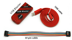 Image 4 - Neueste Version Altera EP4CE6 FPGA Development Board + High Speed USB Blaster FPGA Board mit 256M SDRAM VGA