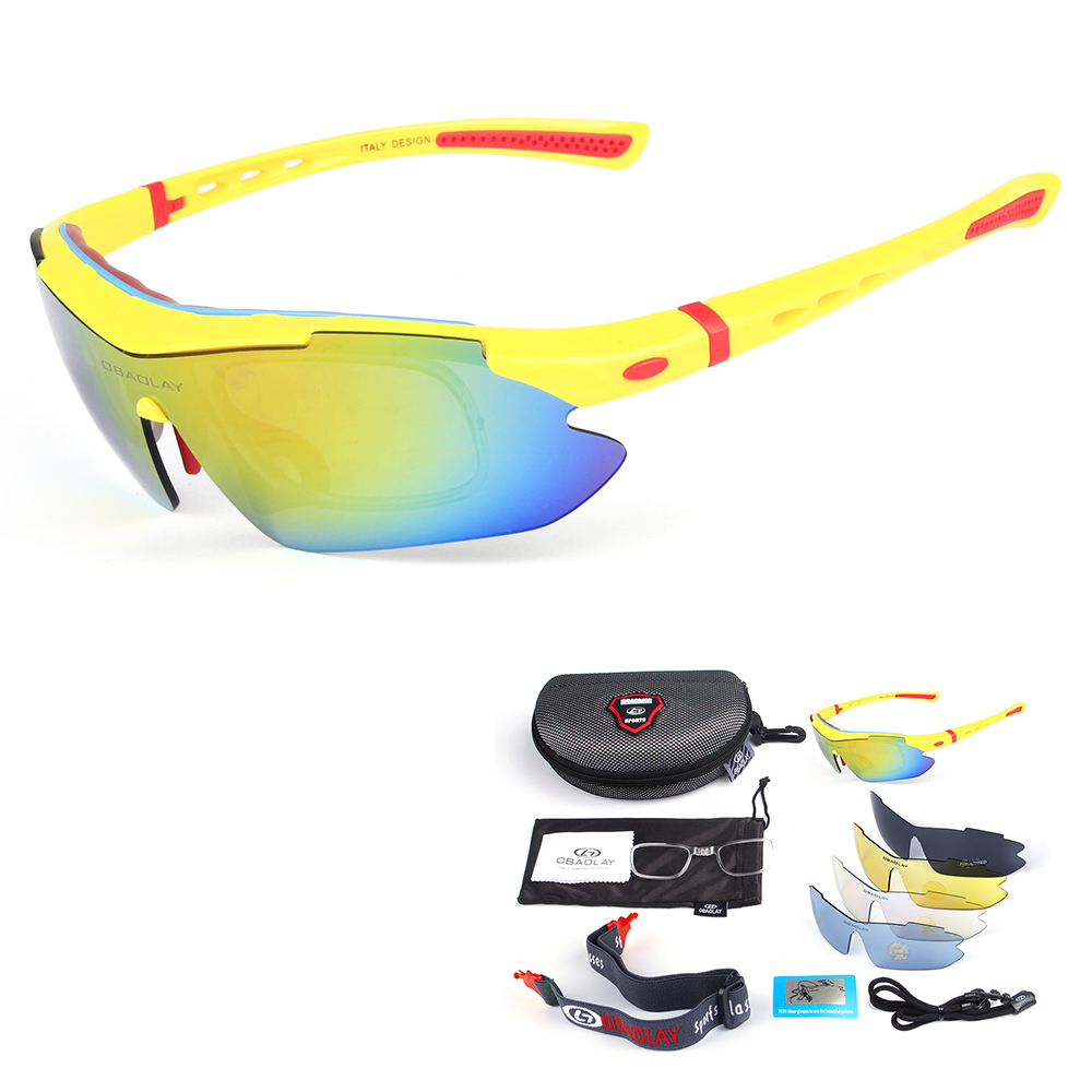 a21556e0baa Polarized UV400 Cycling Sunglasses Bike Bicycle Goggles Sports Driving  Fishing Traveling Eyewear for capacete ciclismo-in Cycling Eyewear from  Sports ...