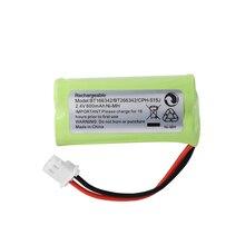 PALO 2.4V 800mAh Ni-MH Rechargeable Battery pack Wireless Ho