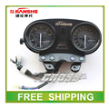 125cc speedometer JS125-6F odometer JIANSHE motorcylcle accessories free shipping