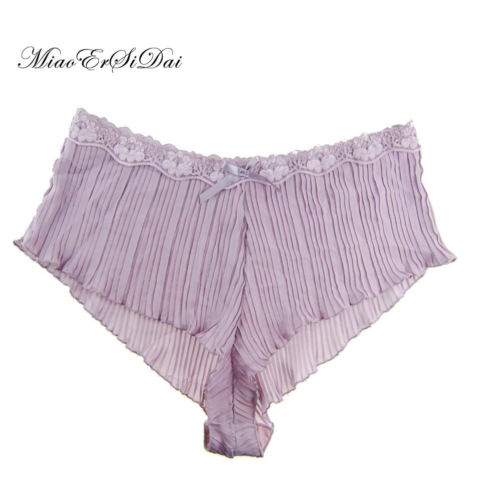 dd803ab5124 ▽Women big size sexy lingerie panties purple color have XL 2XL 3XL ...