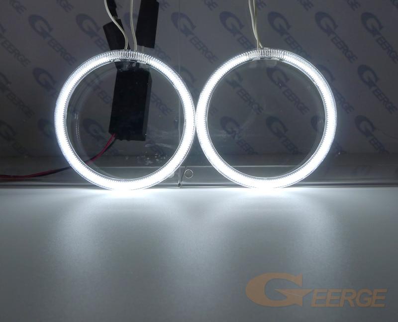 For Toyota FT-86 FT86 2013 2014 2015 2016 Excellent Angel Eyes Ultra Bright Headlight Illumination CCFL Angel Eyes Halo Ring Kit