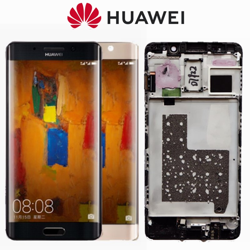 ORIGINAL 5 5 Display for Huawei Mate 9 Pro LCD Touch Screen Digitizer Assembly Mate9 pro
