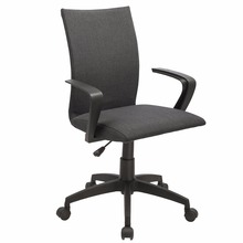 New Black Ergonomic Desk Task Office Chair Midback Home Computer Chair HW50193(China)