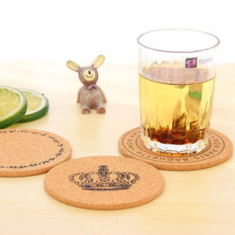 Buy 5pcs Cute Cartoon Insulation Pad Tea Coffee Cup Mat Wood Coaster Tableware Kitchen Accessories Home Decor From Reliable Accessories
