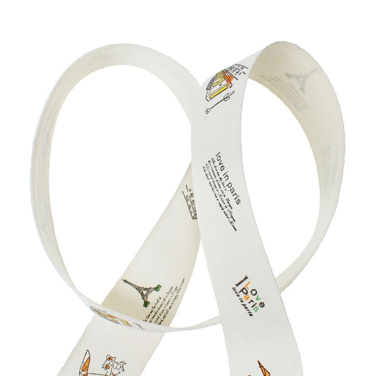 ②Doreenbeads algodón Telas Costura cinta de etiquetas artesanal DIY ...