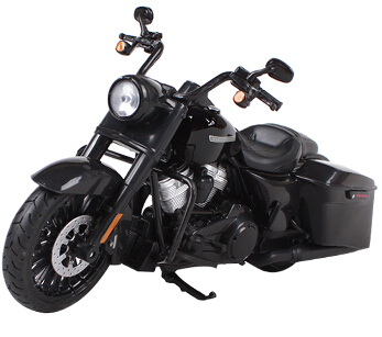 Harley Davidson Road King Special 2017 schwarz Modellmotorrad 1:12 Maisto