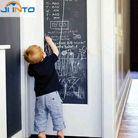 45x200cm Chalk Board Blackboard Stickers Removable Vinyl Draw Decor Mural Decals Art Chalkboard Wall Sticker For