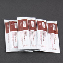 Hot 100Pcs Fougera Vitamine Zalf A & D Anti Litteken Tattoo Nazorg Crème Voor Tattoo Body Art Permanente Make Up tattoo Supplies