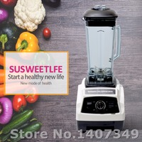 GERMAN Original Motor 3HP BPA FREE Commercial Smoothies Power Food Mixer Juicer Electric Food Processor Professional
