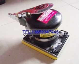 цена на Pnuematic Sanders TAIWAN KYT Air Tools Palm Orbital Sander Polisher Square Pad CY-814ZM NM 75*100Mm 3In*4Inch