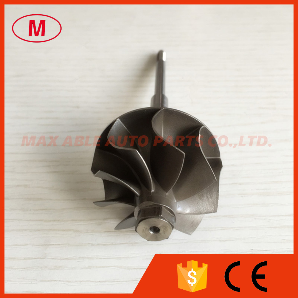 GTB1756VK 797001 OL101075P Turbo wheel turbine wheel turbine shaft wheel For Chevrolet Colorado
