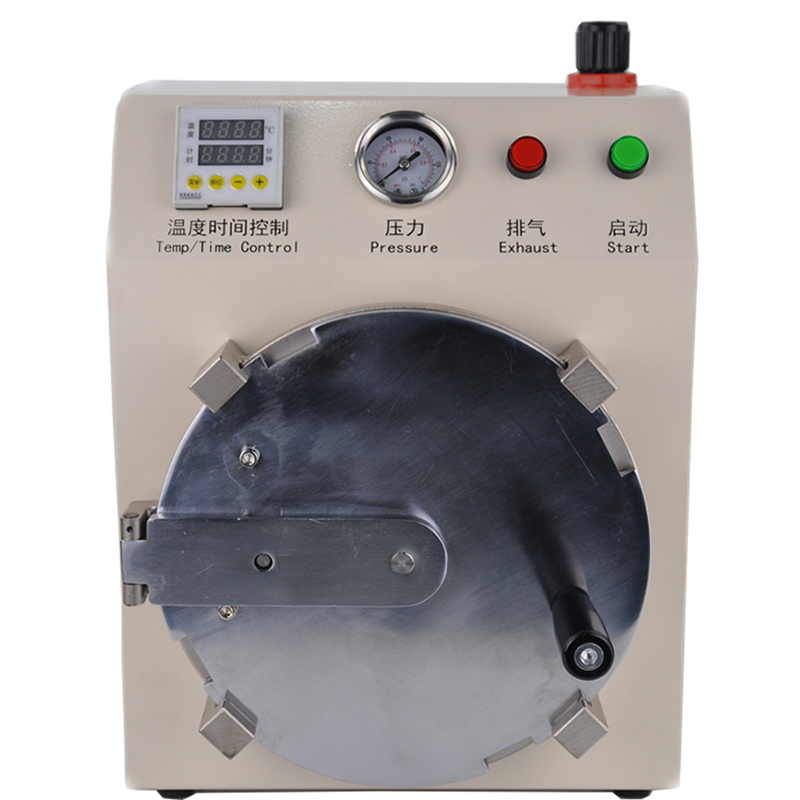High Pressure Autoclave OCA Adhesive Sticker LCD Bubble Remove Machine for Fix Touch Screen Glass Repair Refurbishment autoclave bubble remover oca adhesive sticker lcd air bubble remove machine air compressor glass refurbishment cellphone