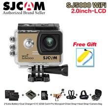 Original SJCAM SJ5000 WiFi Action Camera 1080P Full HD Sports DV 2.0 inch Diving 30M Waterproof mini Camcorder SJ 5000 Sport Cam
