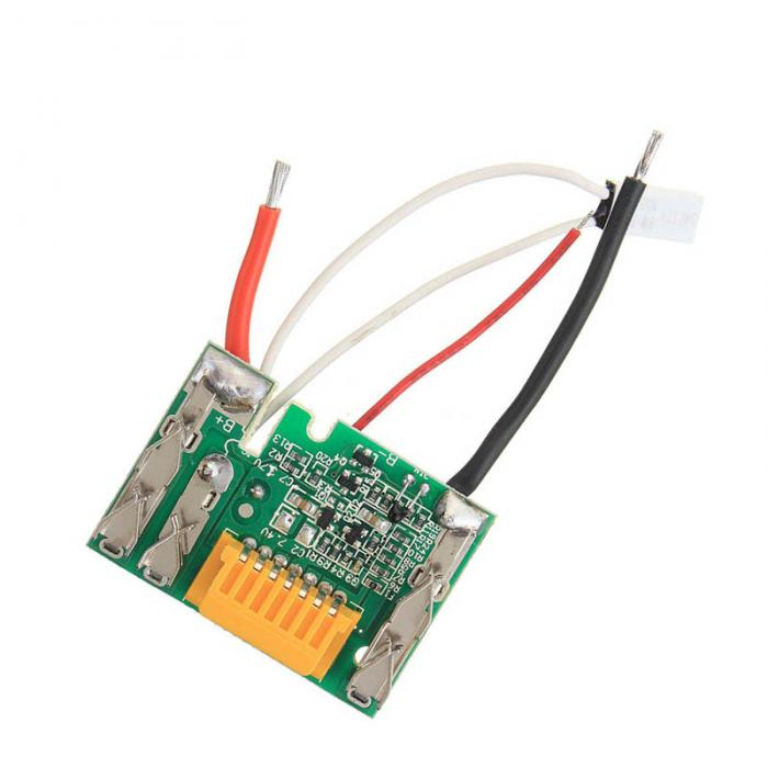 Ersatz 18V 3A Batterie Chip PCB Board für Makita BL1830 BL1850 BL1860 ReparaA2B4
