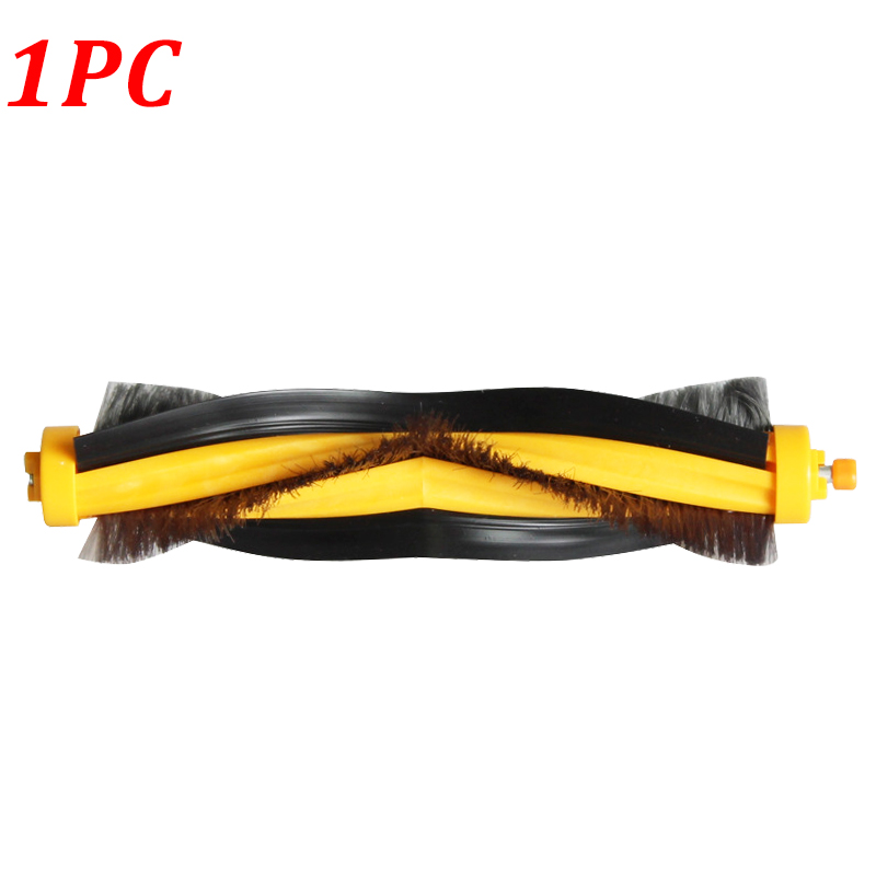 1PC Main Roller Brush for <font><b>ECOVACS</b></font> <font><b>DEEBOT</b></font> DT85 DT83 <font><b>DM81</b></font> DT85G Robot Vacuum Cleaner Parts Replacement Bristle Beater Brushes image