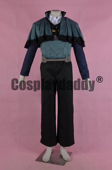 Fire Emblem Fates Troubadour Dwyer Deere Outfit Cosplay Costume F006