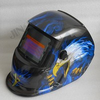 2 in 1 Grind and Weld Welding Helmet Solar Auto Darkening Welding Mask Welding Glass Welder Cap TIG MIG MAG MMA Welder Eagle