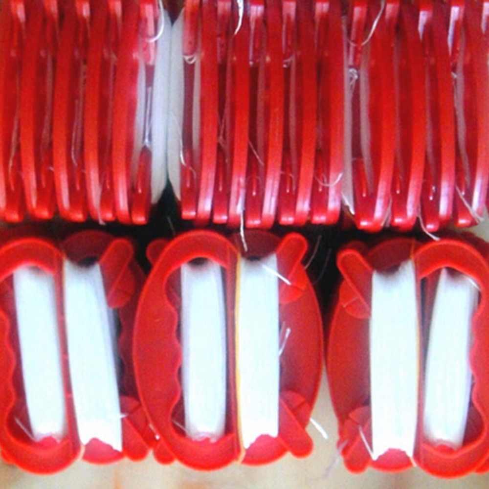 Alta calidad 100m Kite Color línea de vuelo de hilo para cometas volando herramientas para los niños de primavera y verano de cometa de juguete accesorio