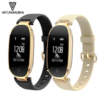 VESTMADRA S3 Fitness Tracker Smart Wristband Waterproof Heart Rate Smart Band Sports Activities Smart Bracelet For