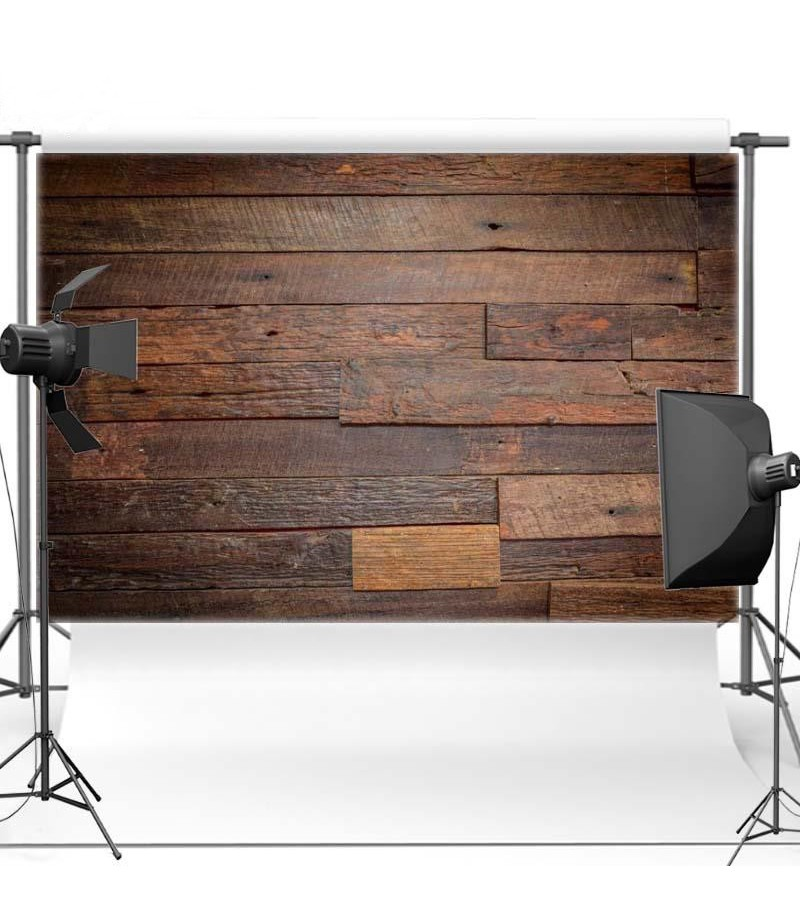 Vintage Faux Reclaimed Old  Brown Hard Wood photo backdrop Vinyl cloth High quality Computer printed wall  Backgrounds for sale vintage castle retro medieval architecture stone bridge mountain backdrop vinyl cloth computer print wall backgrounds