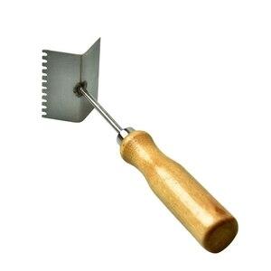 Image 2 - Bariera dla królowej osy Cleaner ekstraktor miodu łopata pszczelarz ula czysty skrobak narzędzia