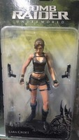 18 CM 7 polegada NECA Tomb Raider Underworld Lara Croft PVC Action Figure